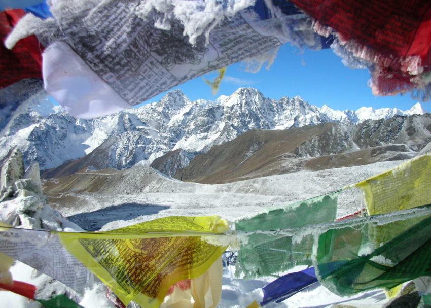 Nepal Everest trek