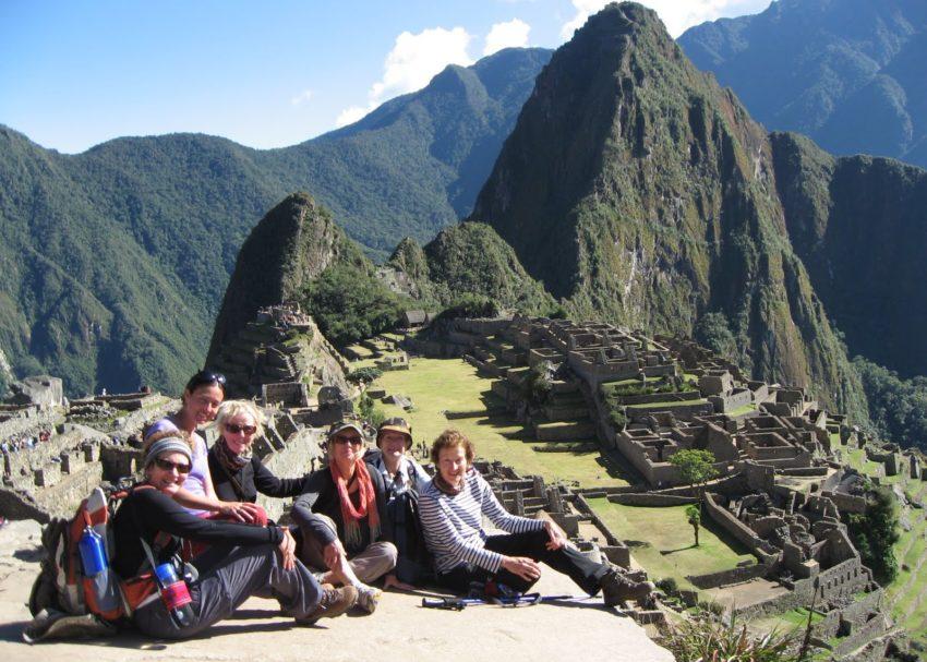 Women's Travel South America
