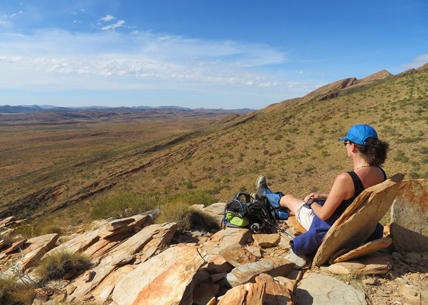 Larapinta Trail Adventure tours