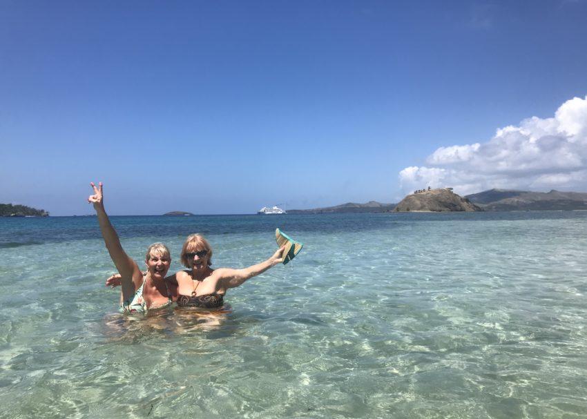 Fiji Cruises